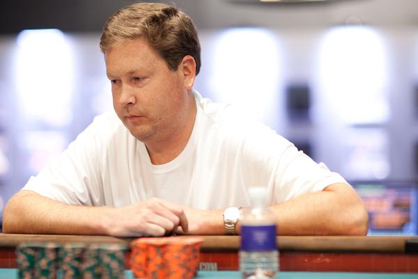 NEIL WILLERSON TOPS 3,166-PLAYER FIELD AND WINS FIRST GOLD BRACELET