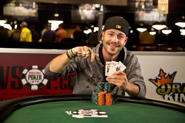 NICK KOST PULLS OFF UPSET IN OMAHA HIGH-LOW EVENT