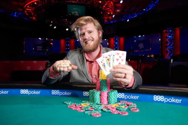 NATHAN GAMBLE WINS $1,500 POT-LIMIT OMAHA HI-LO