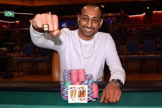Article image for: NEIL PATEL WINS HORSESHOE TUNICA MAIN EVENT