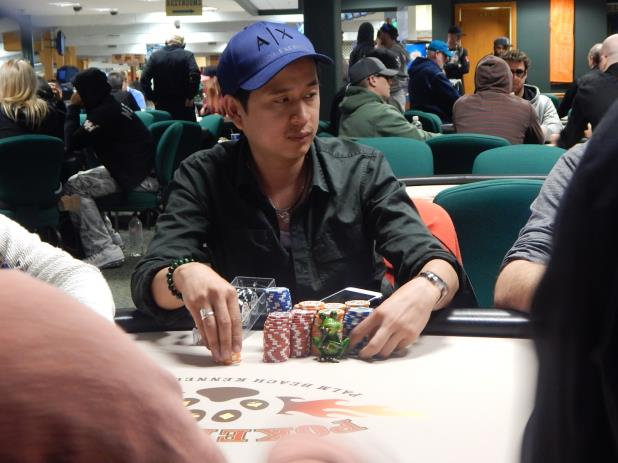 Article image for: PBKC MAIN EVENT - DAY 1 RECAP