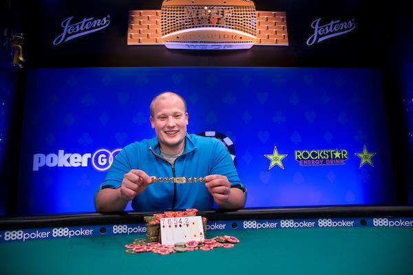 Article image for: NICHOLAS SEIKEN WINS $10,000 2-7 TRIPLE DRAW CHAMPIONSHIP