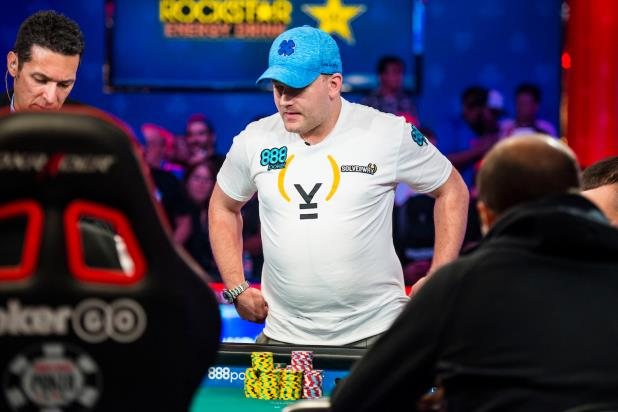Article image for: NICOLAS MANION LEADS AS WSOP MAIN EVENT'S FINAL NINE IS SET