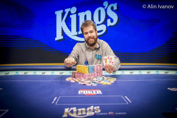 DOMINIK NITSCHE WINS HIGH ROLLER FOR ONE DROP AT WSOP EUROPE