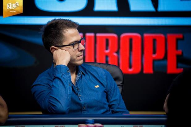 LIVE UPDATES FROM WSOP EUROPE 1,650 MIXED PLO-NLHE