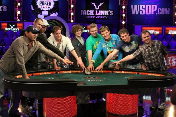 Article image for: THE 2011 WSOP NOVEMBER NINE IS SET!