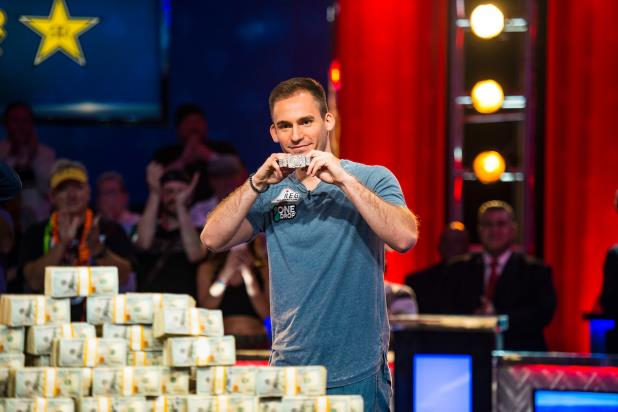 JUSTIN BONOMO WINS 2018 BIG ONE FOR ONE DROP