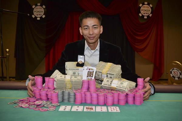 Article image for: HE'S PHAN-TASTIC! FIRST-TIME PLAYER WINS ATLANTIC CITY CHAMPIONSHIP