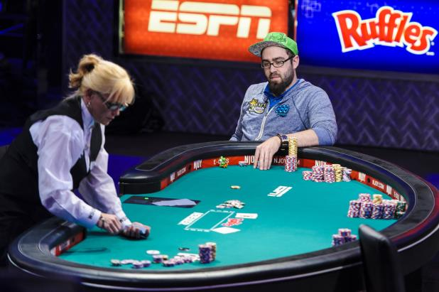 BILLY PAPPAS ELIMINATED FROM MAIN EVENT