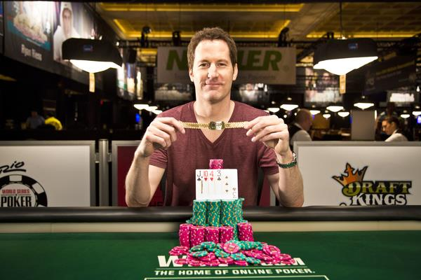 PAT WALSH WINS POT-LIMIT OMAHA CHAMPIONSHIP AND $923,379