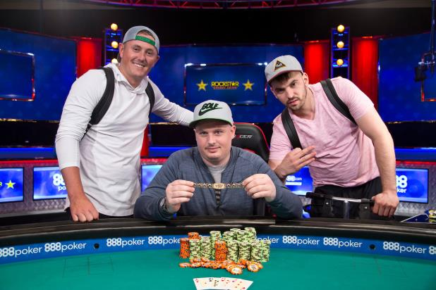 Article image for: PAUL VOLPE CLAIMS GOLD IN EVENT #9, $10,000 OMAHA HI-LO 8 OR BETTER
