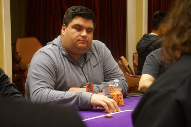 Article image for: PETER VITANTONIO LEADS 120 PLAYERS IN NOLA MAIN