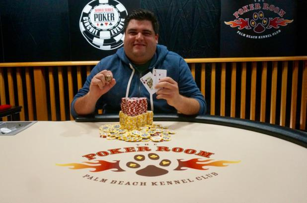 Article image for: PETER VITANTONIO WINS PBKC MAIN EVENT AND $129K
