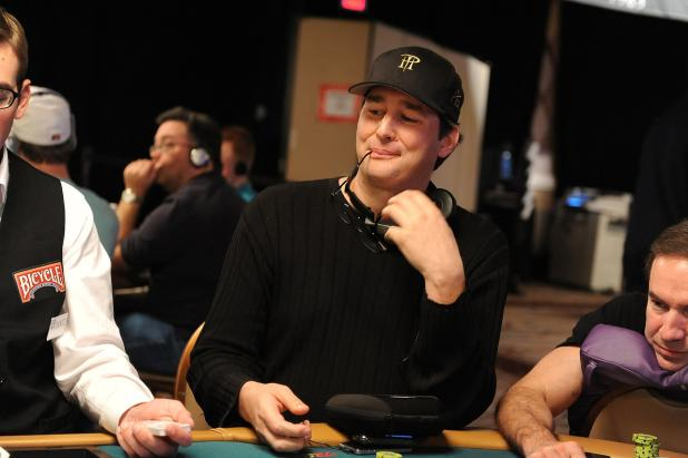 Article image for: PHIL HELLMUTH GUNS FOR 12TH WSOP GOLD BRACELET TODAY