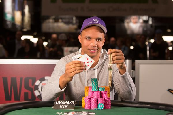Article image for: HE'S DONE IT AGAIN. PHIL IVEY WINS THE $1,500 8-GAME EVENT