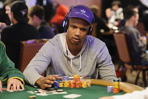 Article image for: THE IVEY SHOW CONTINUES AS DAY 2 WRAPS UP