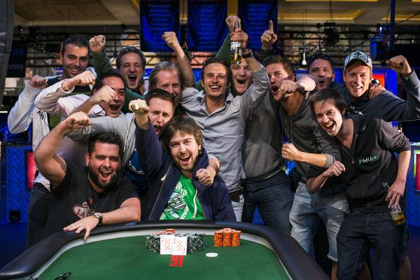PIERRE MILAN WINS AT HIS FIRST FINAL TABLE