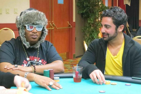 Article image for: HARRAH'S RESORT MAIN EVENT HEADS TO DAY 2