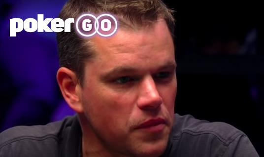 Article image for: Did You Know Matt Damon Played at the World Series of Poker?