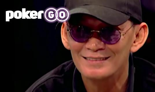 Article image for: Relive Scotty Nguyen Making a Move in the 2003 WSOP Main Event Against Humberto Brenes