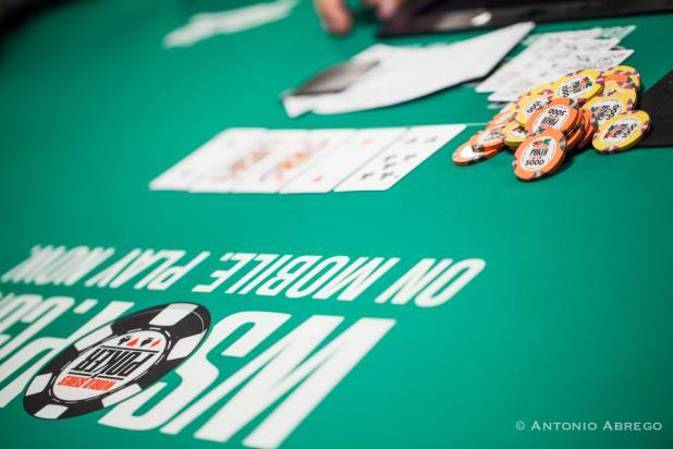 LIVE STREAM OF THE $1,500 NLH FINAL TABLE