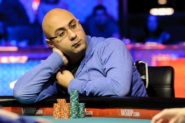 ASHKAN RAZAVI WINS FIRST WSOP GOLD BRACELET AND $781,398.