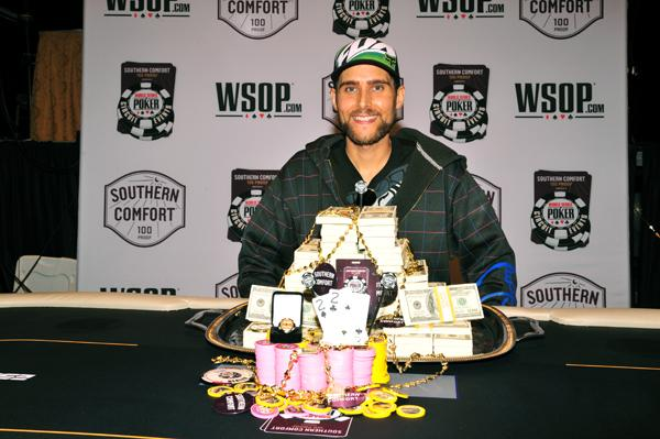 Article image for: JONATHAN CHEHANSKE WINS HARRAH'S RINCON MAIN EVENT CHAMPIONSHIP