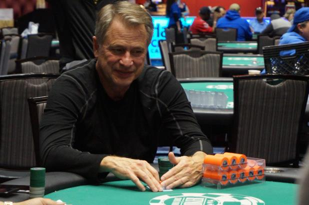 Article image for: RANDY LOWERY LEADS CHEROKEE MAIN EVENT HEADING INTO DAY 3