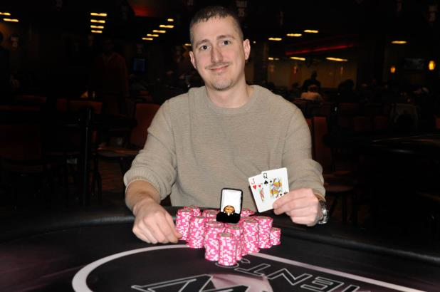 Article image for: RAY HENSON BESTS TJ CLOUTIER IN CIRCUIT'S LARGEST-EVER EVENT TO EARN $197K