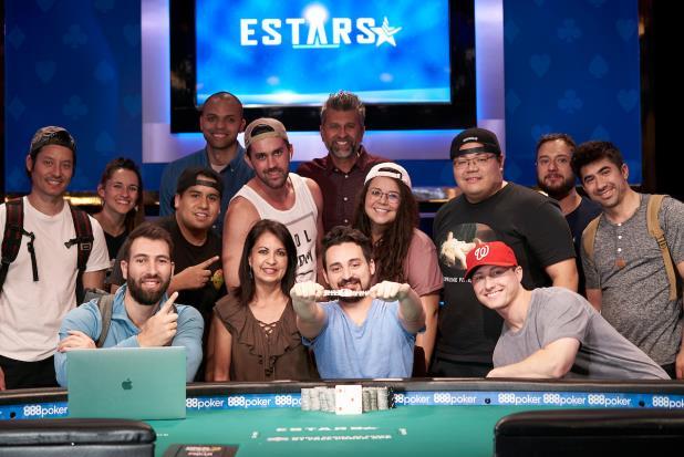 RICK ALVARADO TAKES DOWN $888 CRAZY EIGHTS NLHE