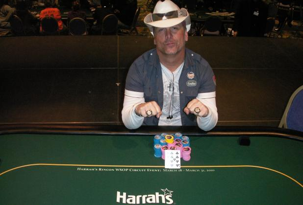 Article image for: John Land Rides Off with second WSOP Circuit title at Harrahs Rincon