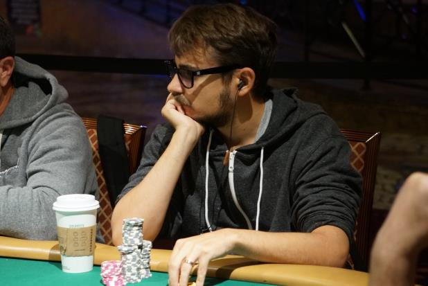 Article image for: JEREMY JOSEPH LEADS RIO MAIN EVENT HEADING INTO DAY 3
