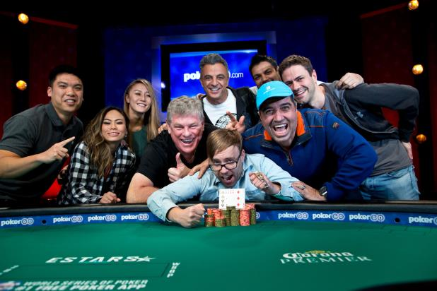 Article image for: ROBERT CAMPBELL DEFEATS DAVID BACH TO CLAIM FIRST WSOP BRACELET