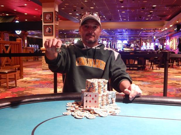 Article image for: ROBERT GEORATO WINS HARVEYS LAKE TAHOE MAIN EVENT