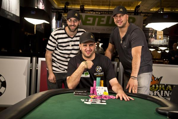 Article image for: ROBERT MIZRACHI WINS FIRST DEALER'S CHOICE GOLD BRACELET EVENT EVER