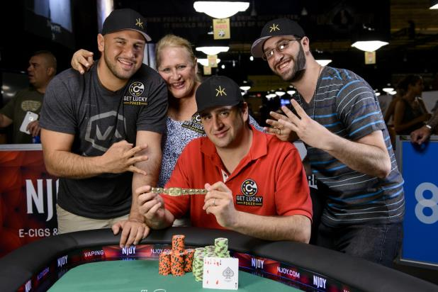 Article image for: ROBERT MIZRACHI WINS THIRD WSOP GOLD BRACELET