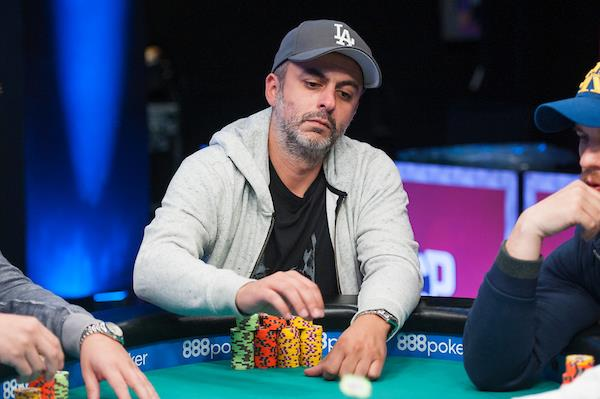 ROBERT NEHORAYAN WINS $1,500 LIMIT HOLD