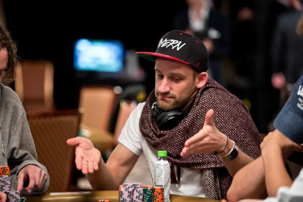 Article image for: ROBIN HEGELE LEADS FINAL 85 IN MAIN EVENT
