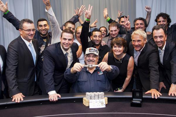 Article image for: ROGER HAIRABEDIAN BREAKS FRENCH WSOPE DRY SPELL