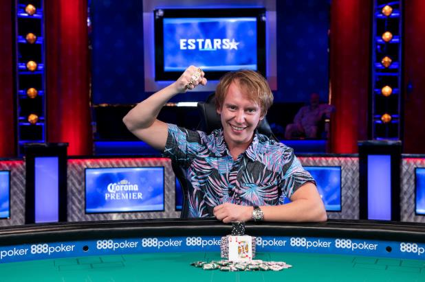 ROMAN KORENEV WINS $2,650 NO-LIMIT HOLD