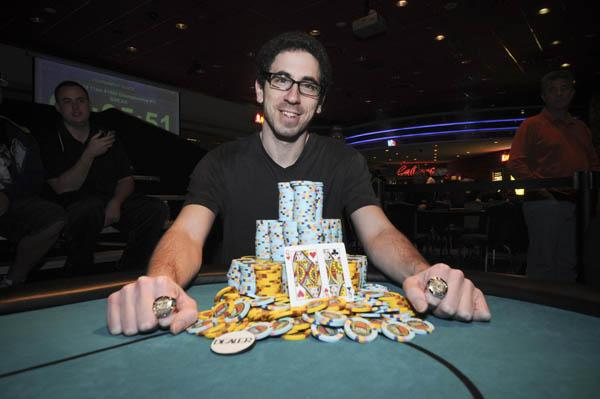 Article image for: MICHAEL ROSENBACH WINS SECOND WSOP CIRCUIT GOLD RING -- THIS WEEK