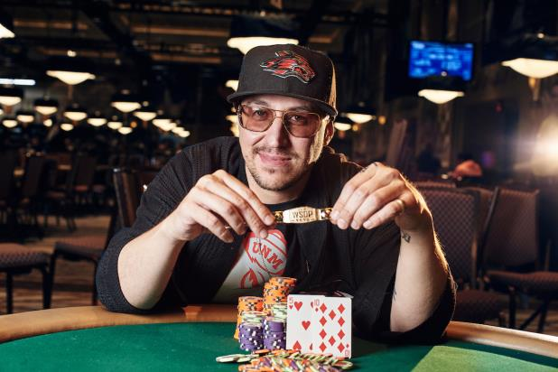 Article image for: RULAH DIVINE TAKES GOLD IN EVENT #63, $1,000 NO-LIMIT HOLD'EM