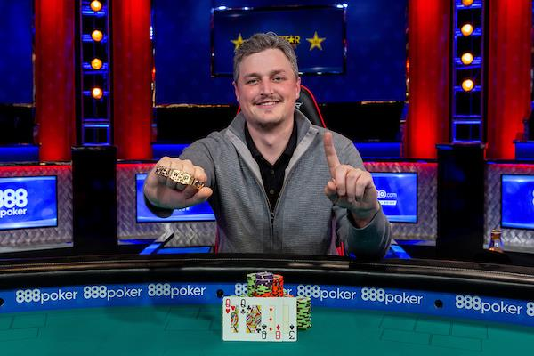 RYAN BAMBRICK WINS $1,500 POT-LIMIT OMAHA