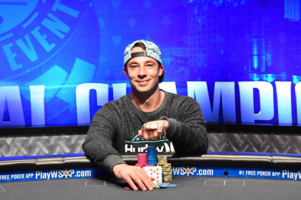 RYAN ERIQUEZZO WINS GLOBAL CASINO CHAMPIONSHIP AT HARRAH
