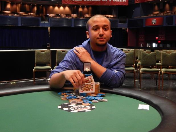 Article image for: RYAN JONES WINS THE HARRAH'S CHEROKEE MAIN EVENT
