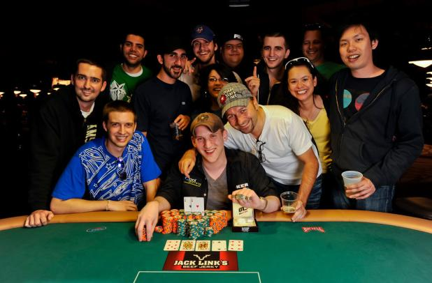 JASON SOMERVILLE TRIUMPHS IN DREAM WSOP VICTORY