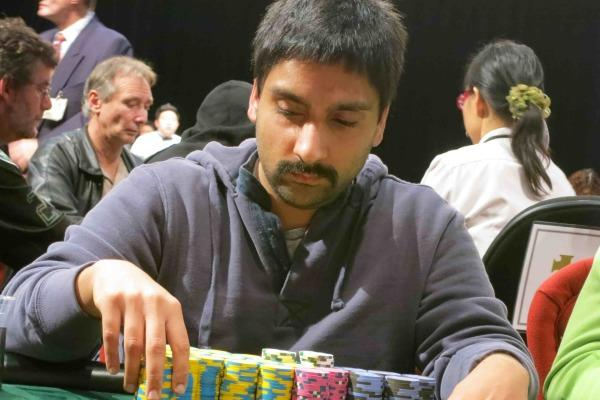 Article image for: SONNY SEKHON LEADS FINAL 30 OF RIVER ROCK MAIN EVENT