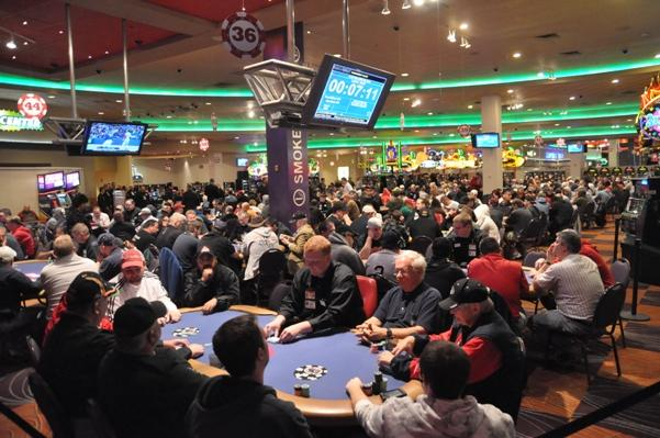 WSOP Circuit at Harrah