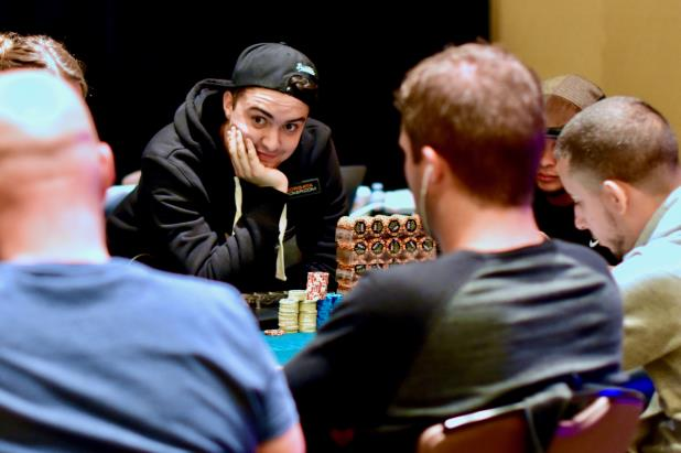 ASHER CONNIFF LEADS FINAL DAY AT SEMINOLE HARD ROCK MAIN EVENT