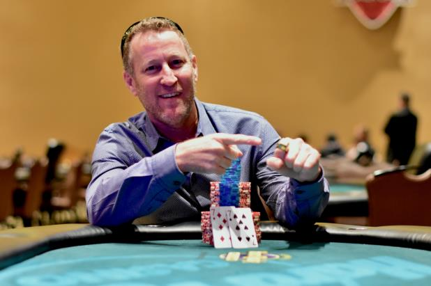 Article image for: JOE GOTLIEB WINS HARD ROCK MAIN EVENT